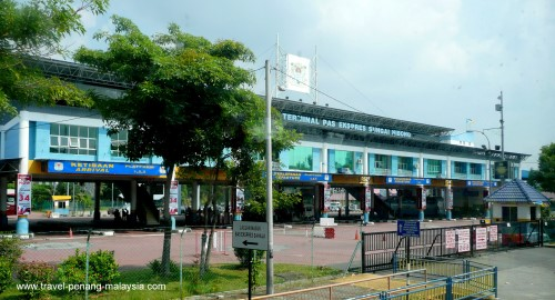 Photo of Sungai Nibong Bus Terminal on Penang Island