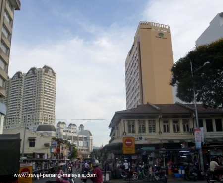 photo of Times Square and the Sunway Hotel