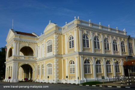 The Penang Town Hall