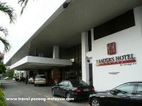 Traders Hotel Penang Georgetown Penang Island Malaysia