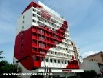 Tune Hotel Jalan Burmah
