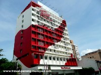 The Tune Hotel Georgetown Penang
