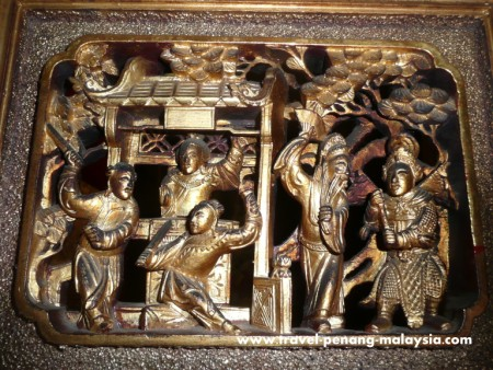 wood carvings