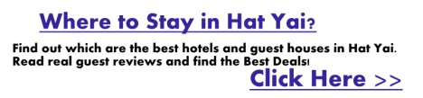 Find the best places to stay in Hat Yai