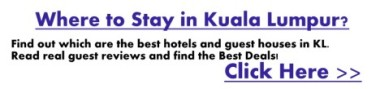 Find the best places to stay in Kuala Lumpur
