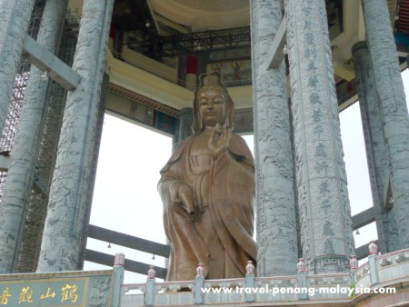 photo of Kuan Yin Goddess of Mercy
