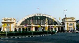 photo of Bangkok Train Station