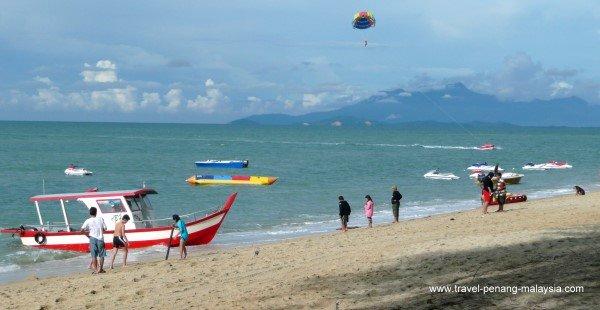 photo of Batu Ferringhi Beach Penang Malaysia
