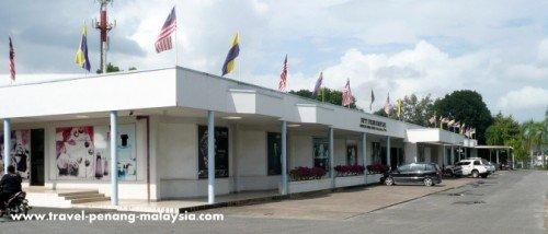Duty Free Shop at Padang Besar