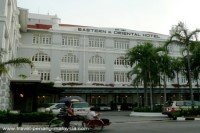 Eastern And Oriental Hotel Georgetown near Penang Road Penang Malaysia