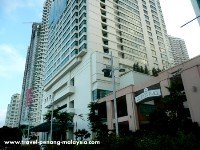 The G Hotel in Gurney Drive Georgetown Penang