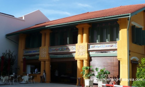 Georgetown Hotels - The Yeng Keng Hotel