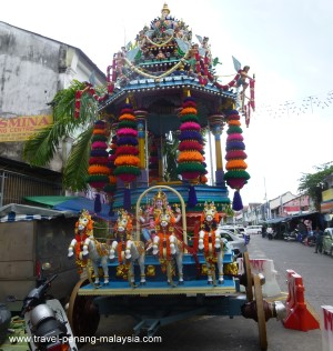 Indian Festival Chariot