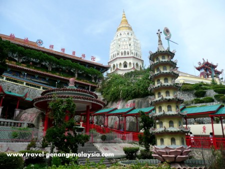 photo of Kek Lok Si Temple in Penang