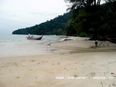 Monkey beach Penang National Park