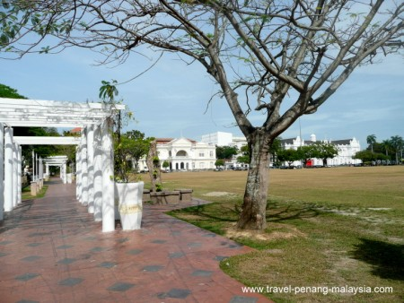 Padang Kota Lame - Penang Esplanade