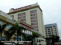 photo of the Red Rock Hotel on Macalister Road