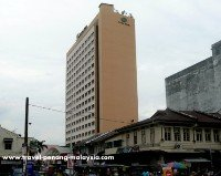 photo of the Sunway Hotel on Macalister Road