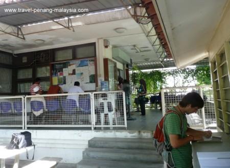 The Thai Embassy in Penang