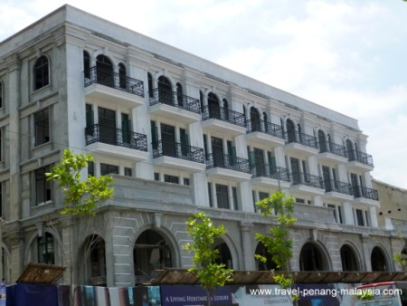photo of the Rice Miller Hotel Penang