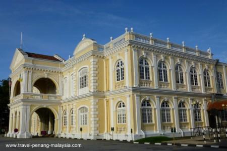 The Penang Town Hall